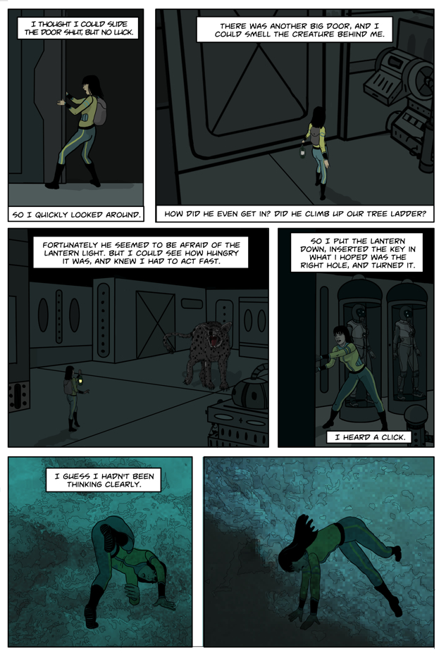 Tangled River Page 217