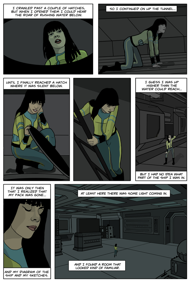 Tangled River Page 219