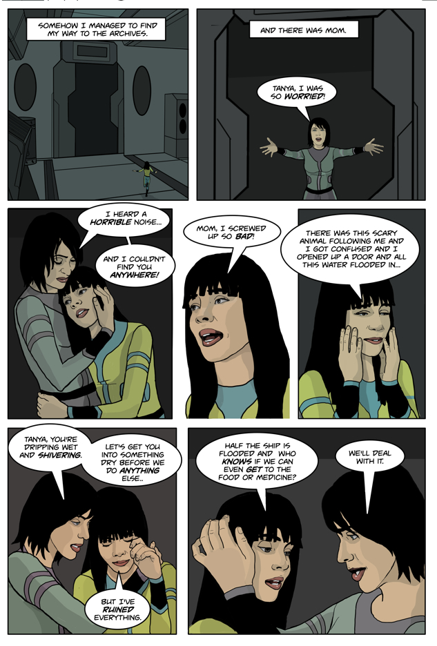 Tangled River Page 220