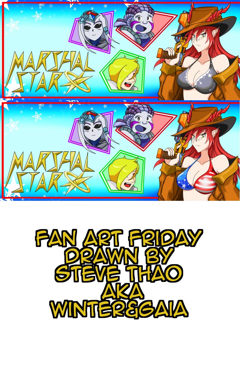Fan Art Fridays!