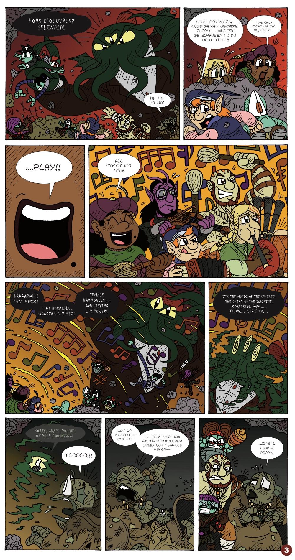 SOCC: Halloween mayhem 3