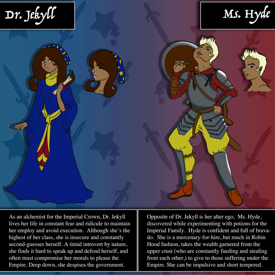 Jekyll and Hyde's Girl Power by BlueDragon - 5 of 7