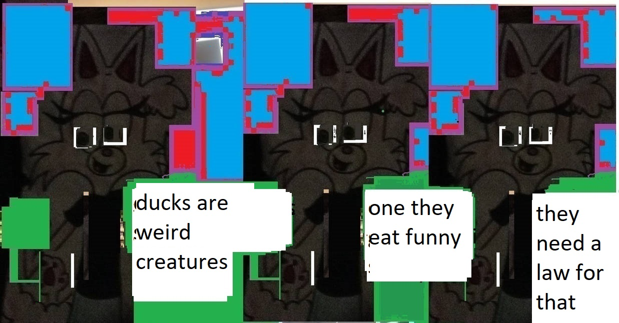 ducks comic