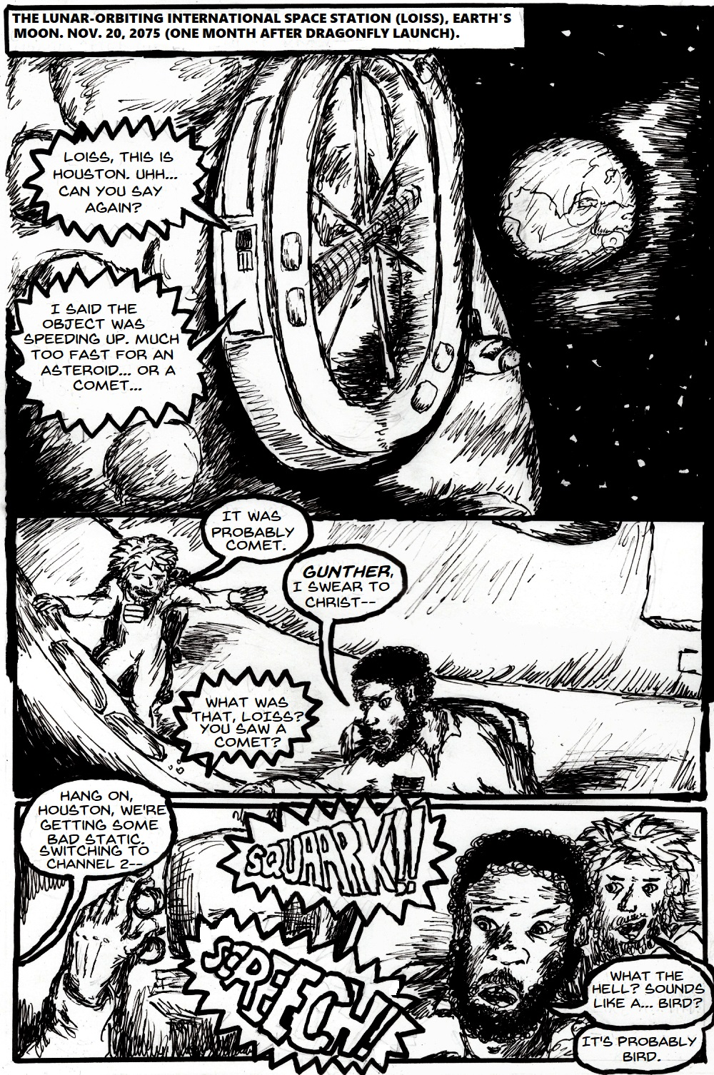 Into the Void P1