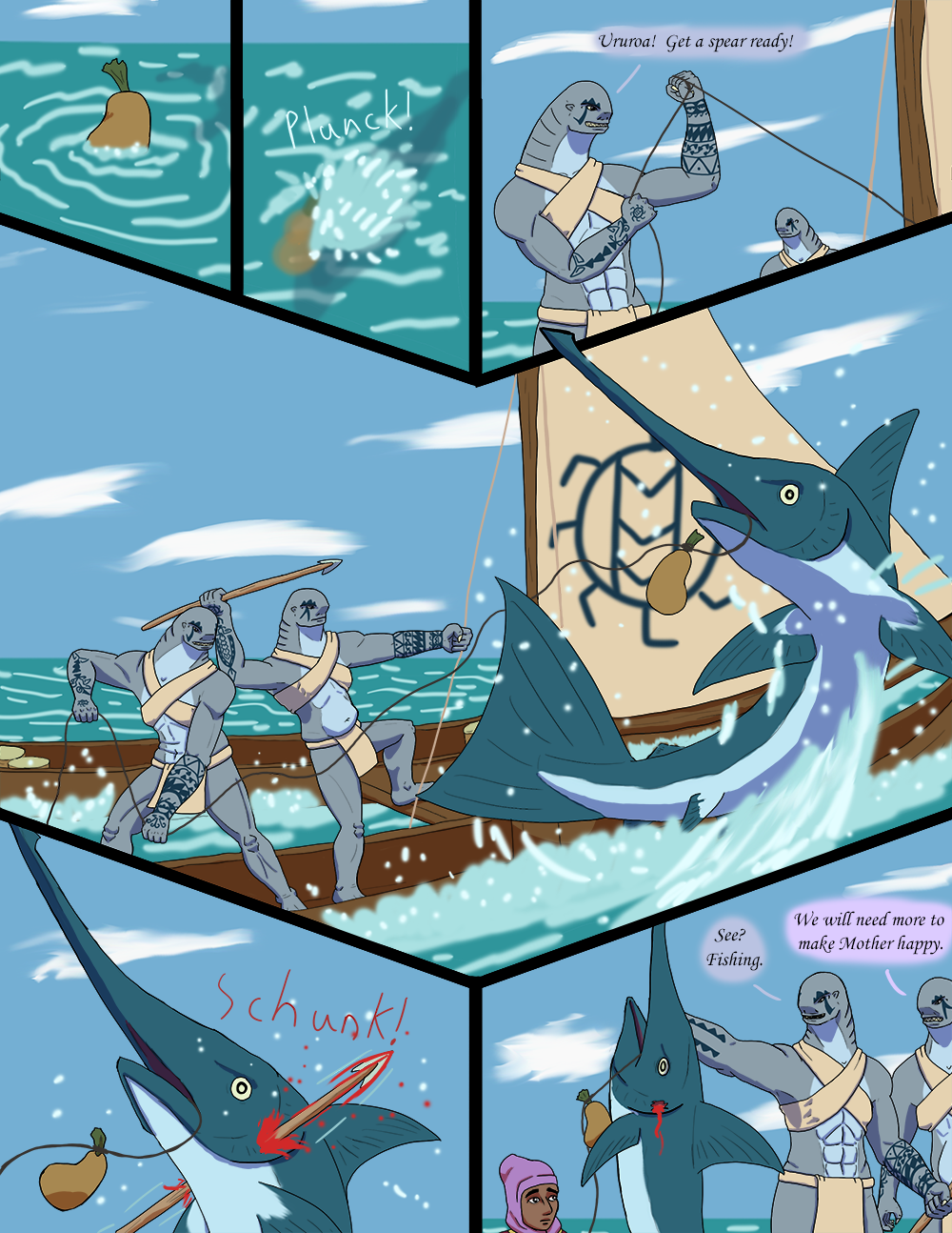 The Wide Ocean - Page 113
