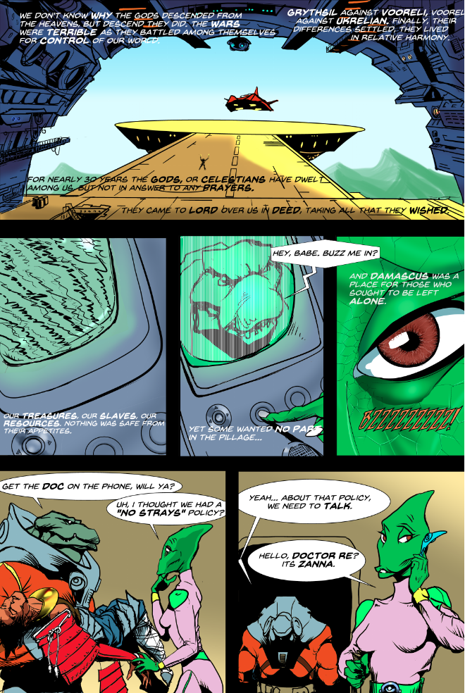Prince of the Astral Kingdom Chapter 1 pg 23
