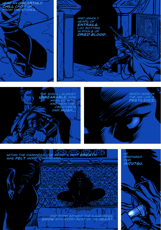 Prince of the Astral Kingdom Chapter 1 pg 88