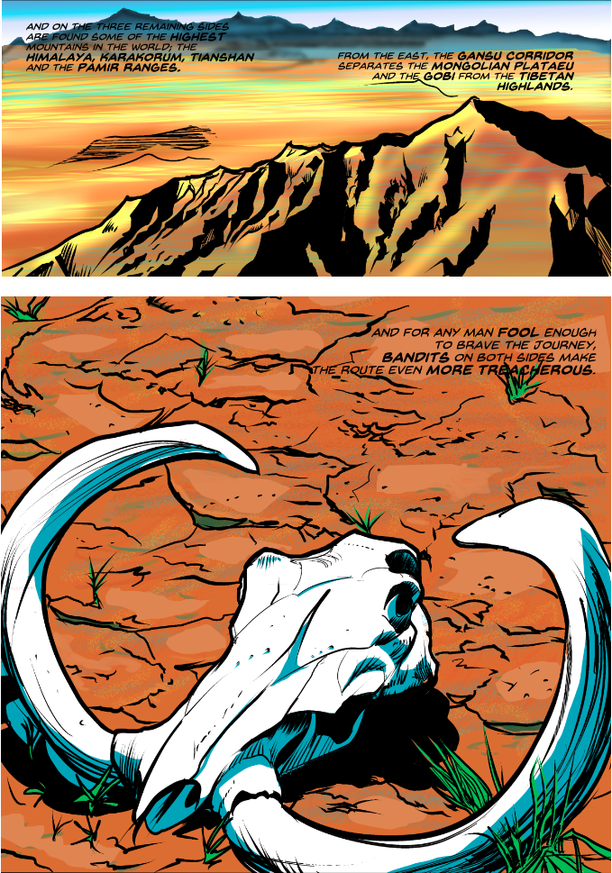 Prince of the Astral Kingdom Chapter 1 pg 2