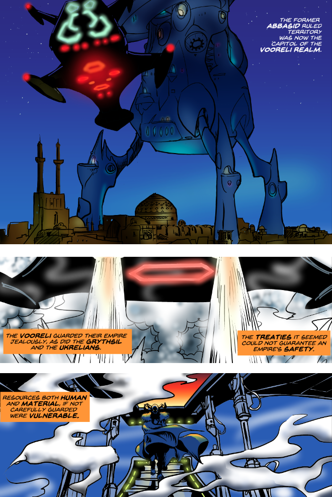 Prince of the Astral Kingdom Chapter 1 pg 36