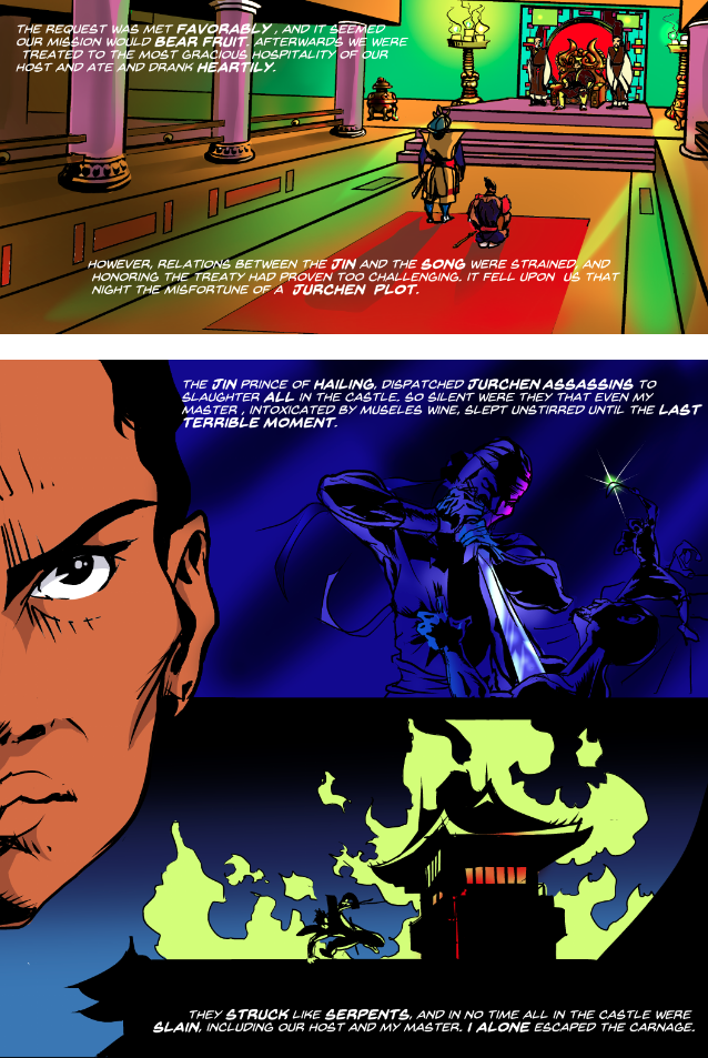 Prince of thr Astral Kingdom Chapter 1 pg 27