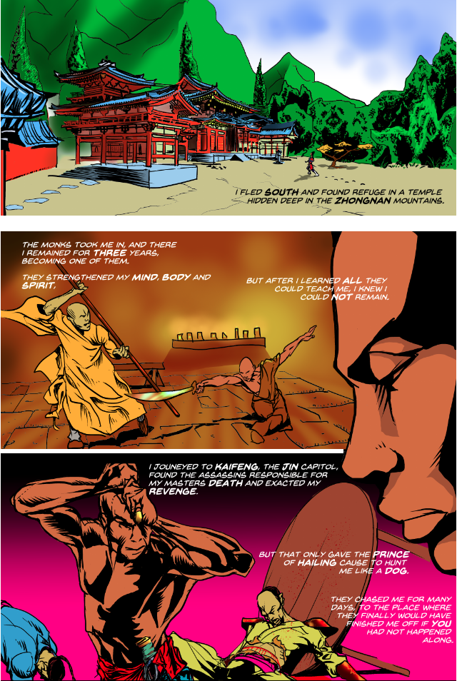 Prince of the Astral Kingdom Chapter 1 pg 28