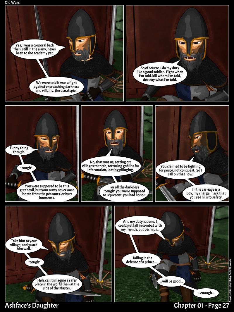 01-27 Old Wars