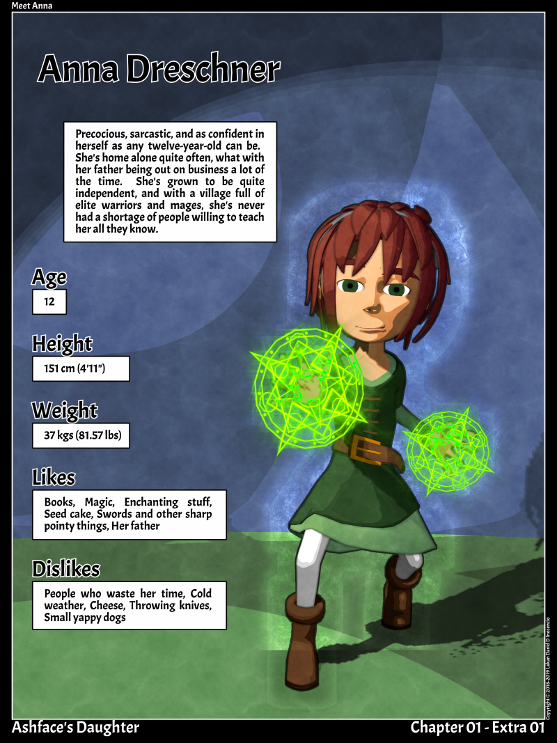 Meet Anna!