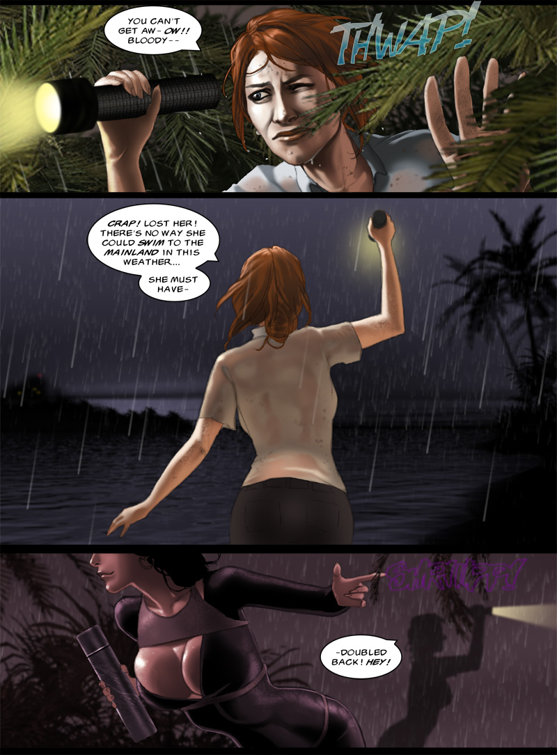 Slippery When Wet page 9