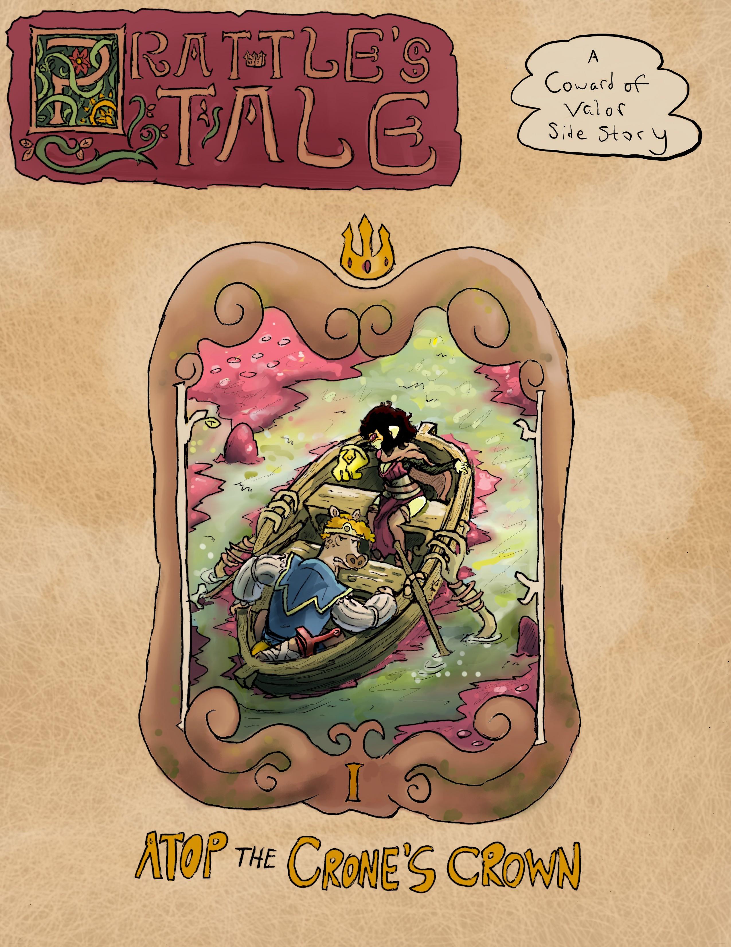 Prattle's Tale I - Title Page