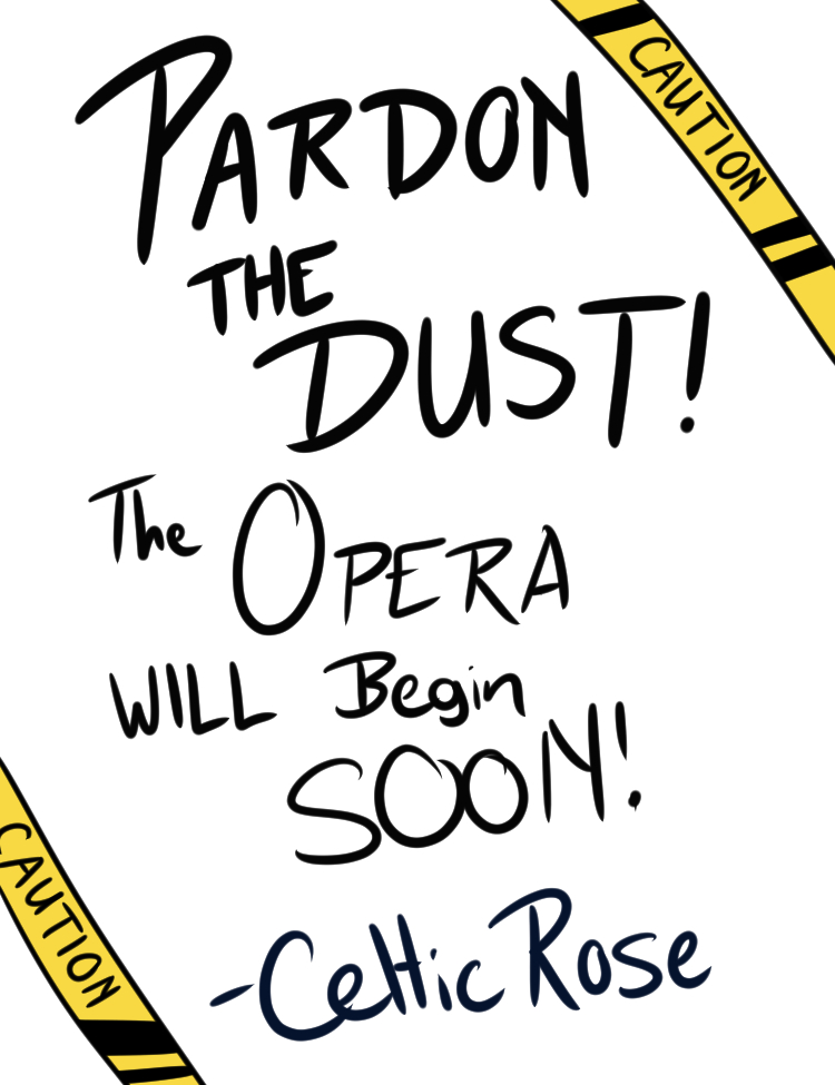 Pardon the dust!