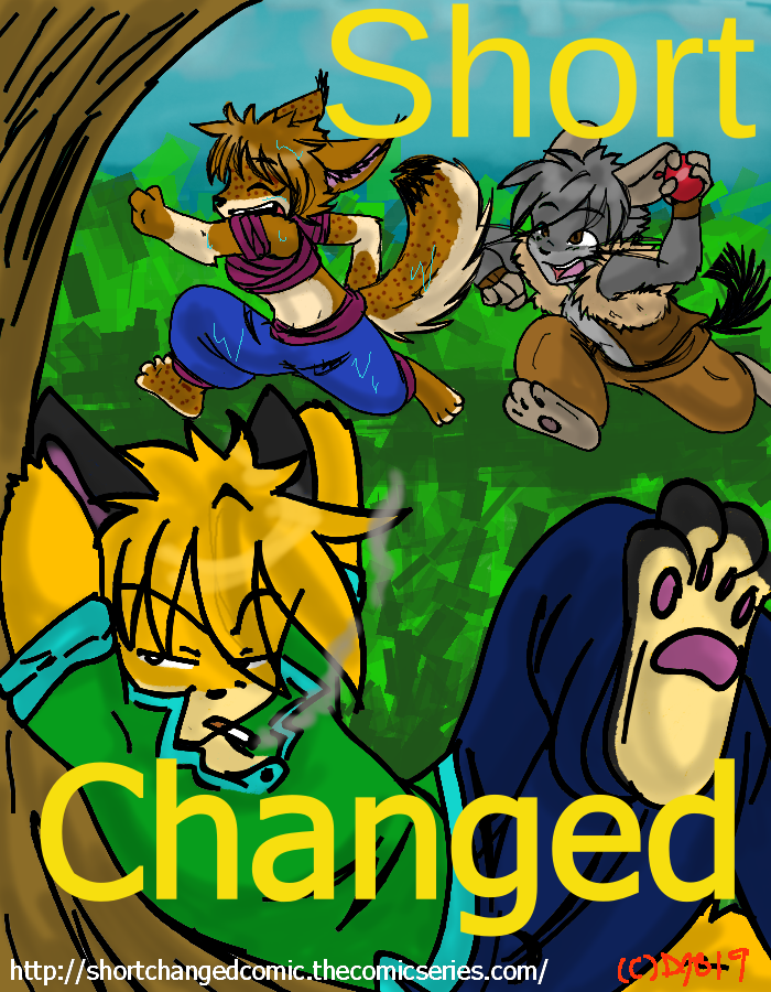 Short Changed Cover ver1