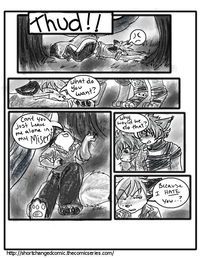 Puppy paradox: page 2