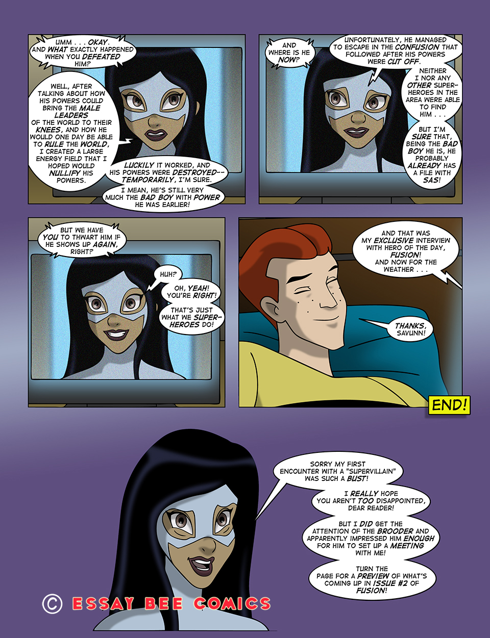 Fusion #1 Page 20
