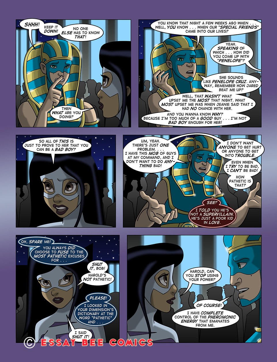 Fusion #1 Page 15