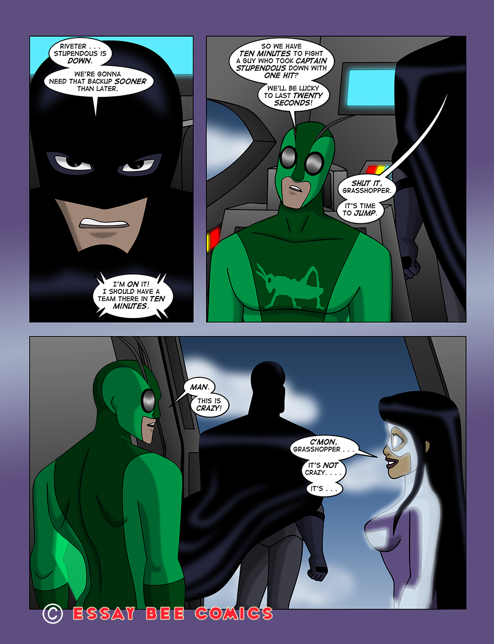 Fusion #2 Page 20