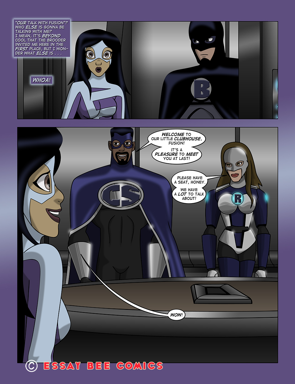 Fusion #2 Page 12