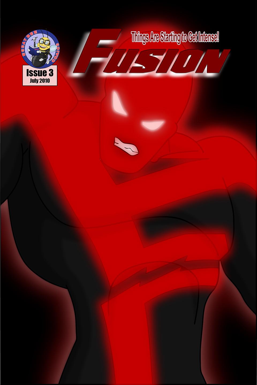 Fusion #3 Cover