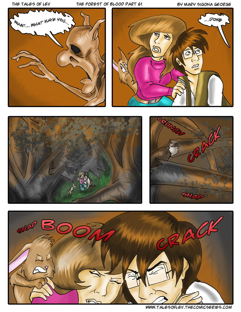 The Forest of Blood (Part 61)