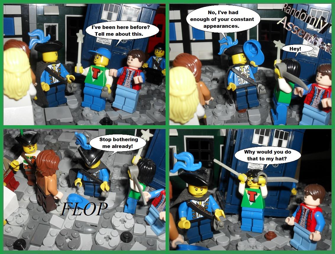 #1409-A pirate's headache part 4