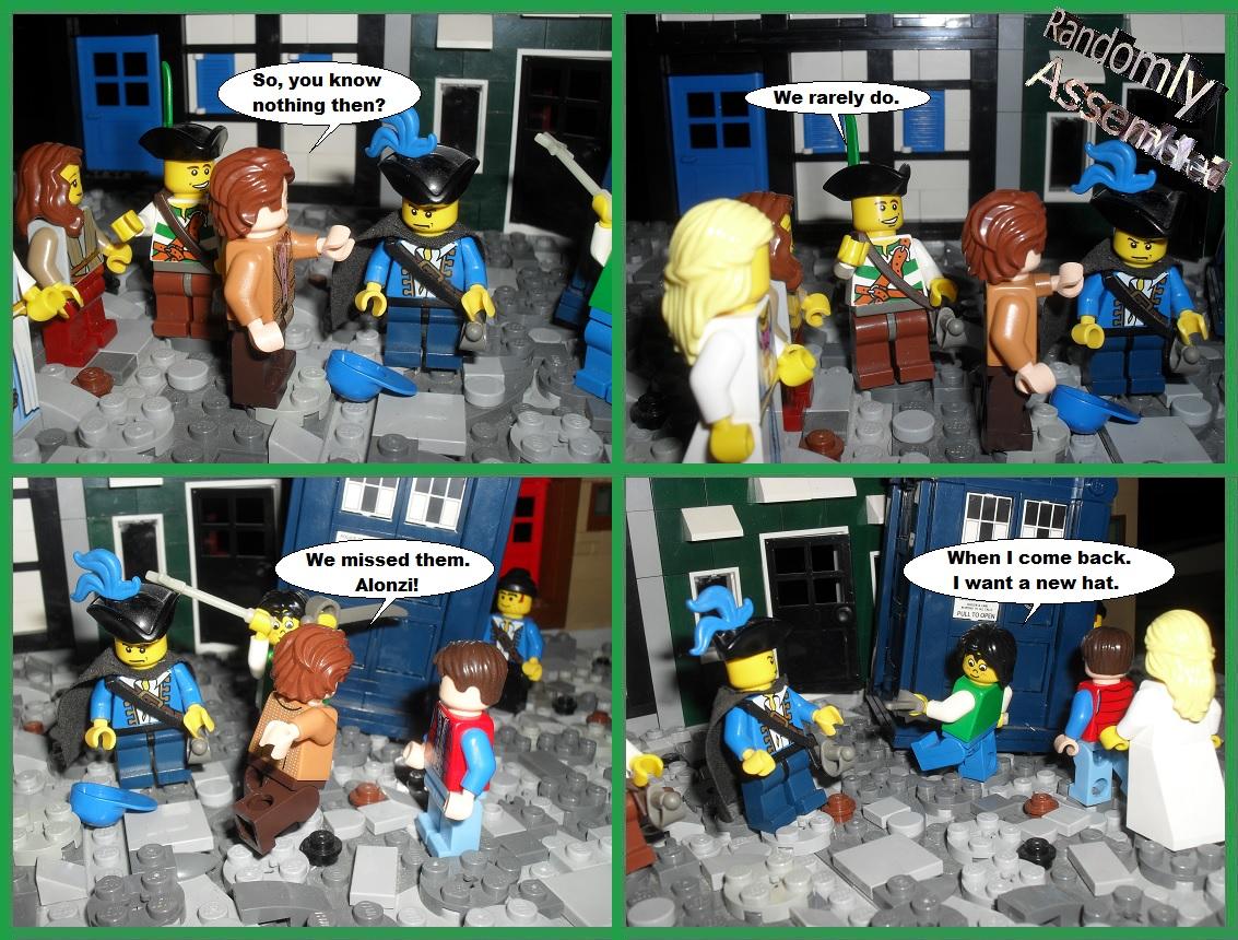 #1416-A pirate's headache part 5