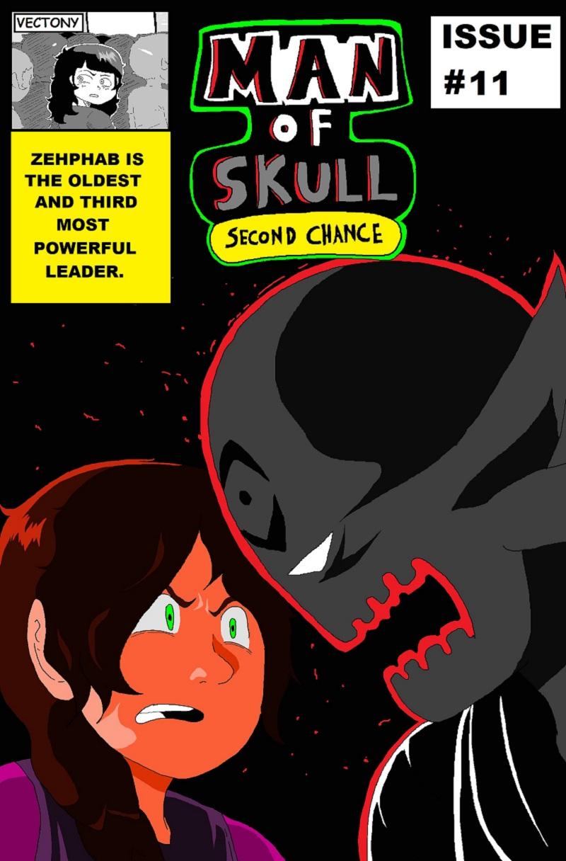 Man Of Skull Second Chance  11