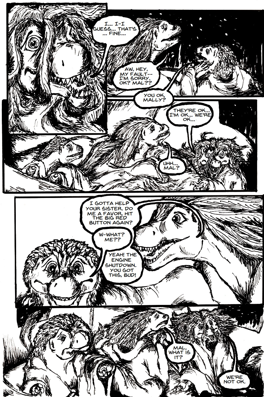 Into the Void P6
