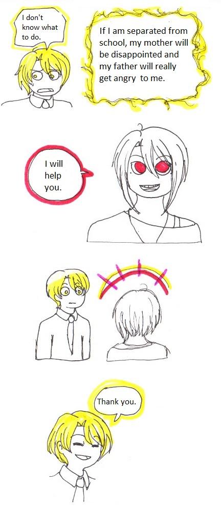 I will help