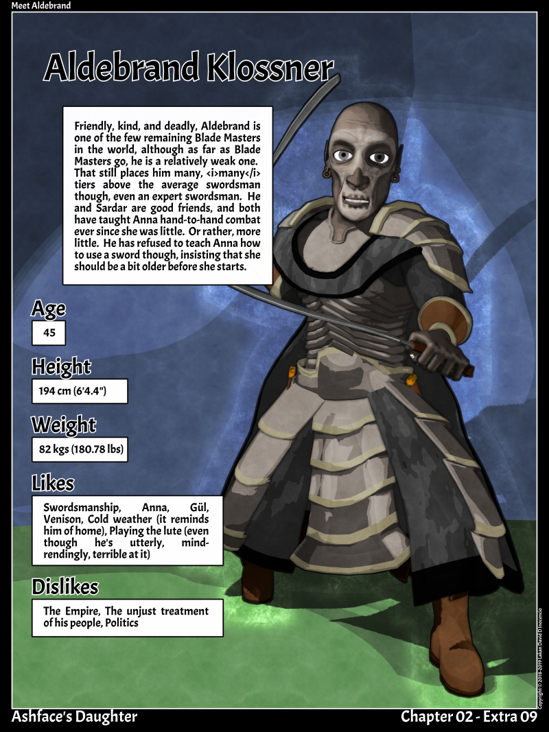 Meet Aldebrand