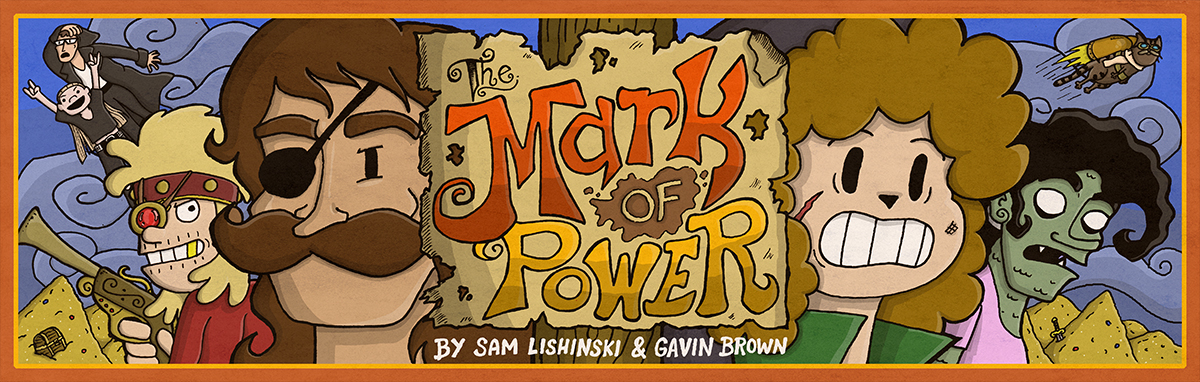 The Mark of Power Cover