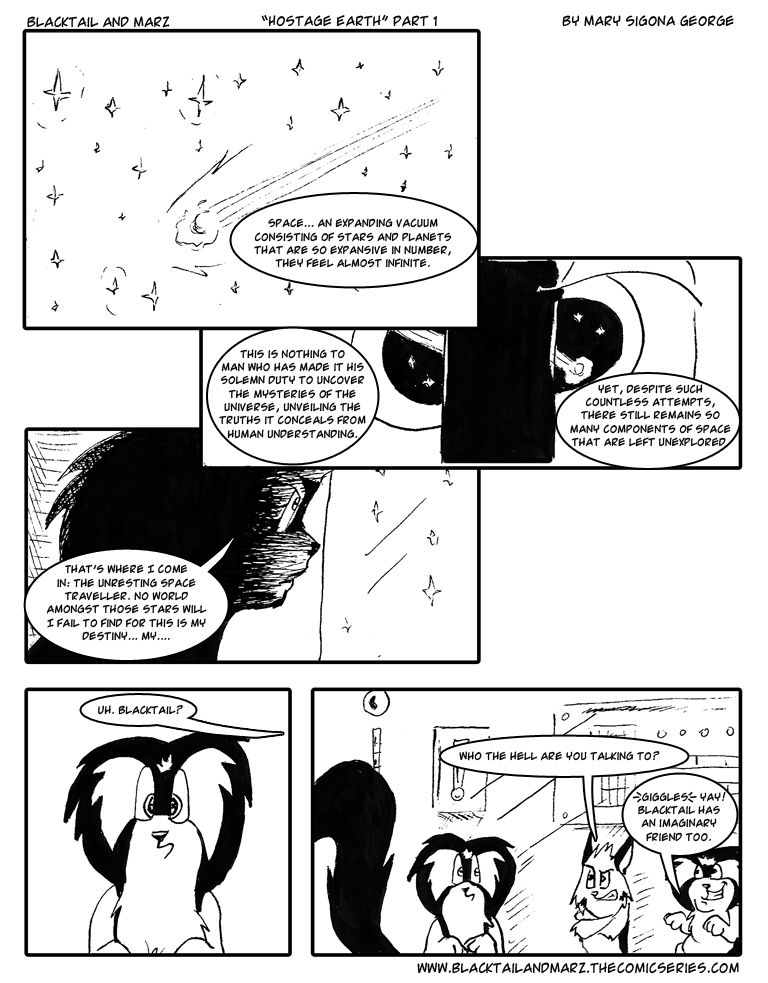 Hostage Earth (Part 1)