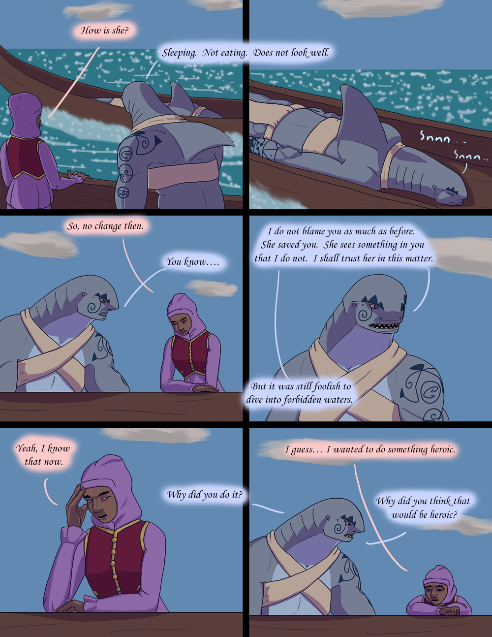 The Wide Ocean - Page 116