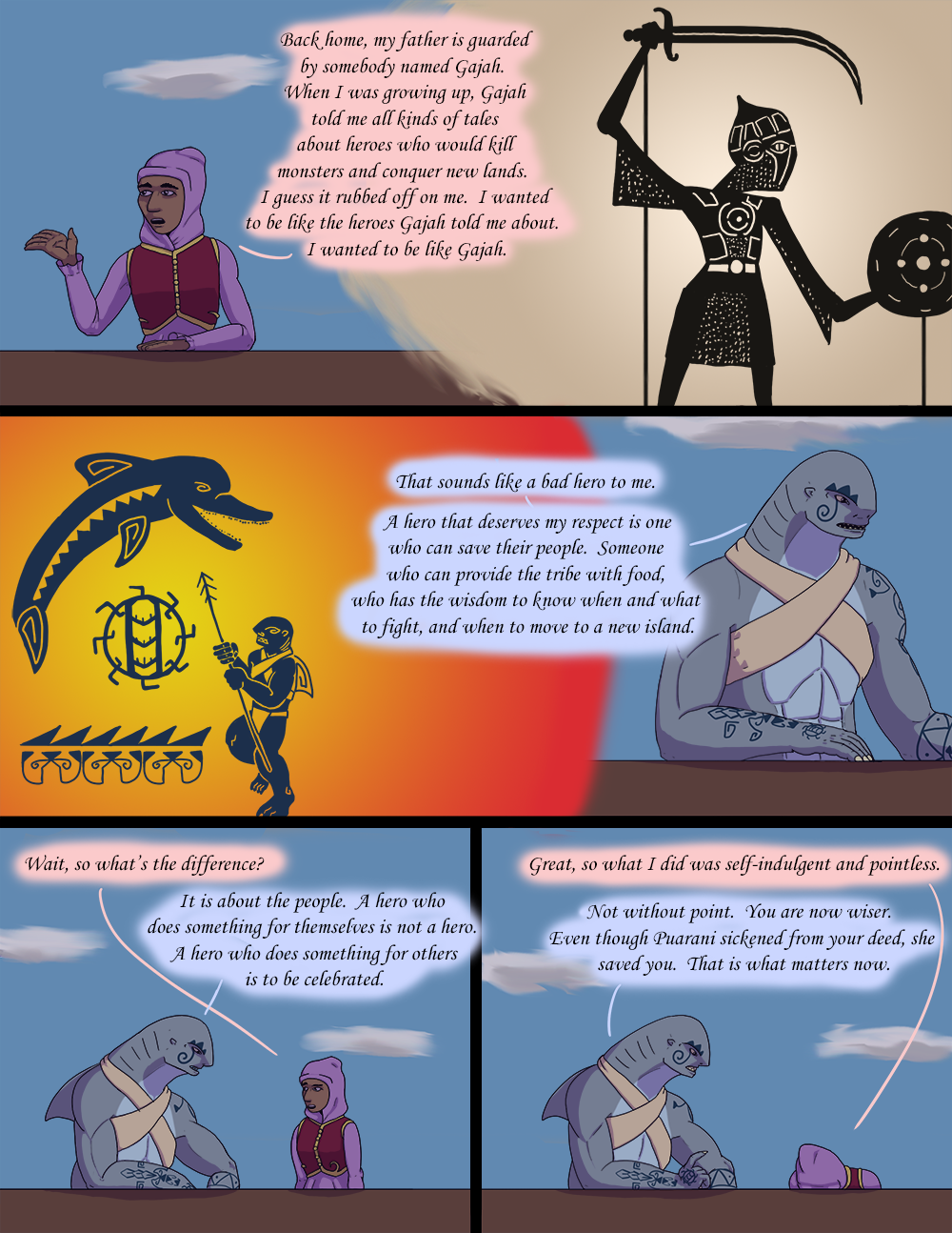 The Wide Ocean - Page 117