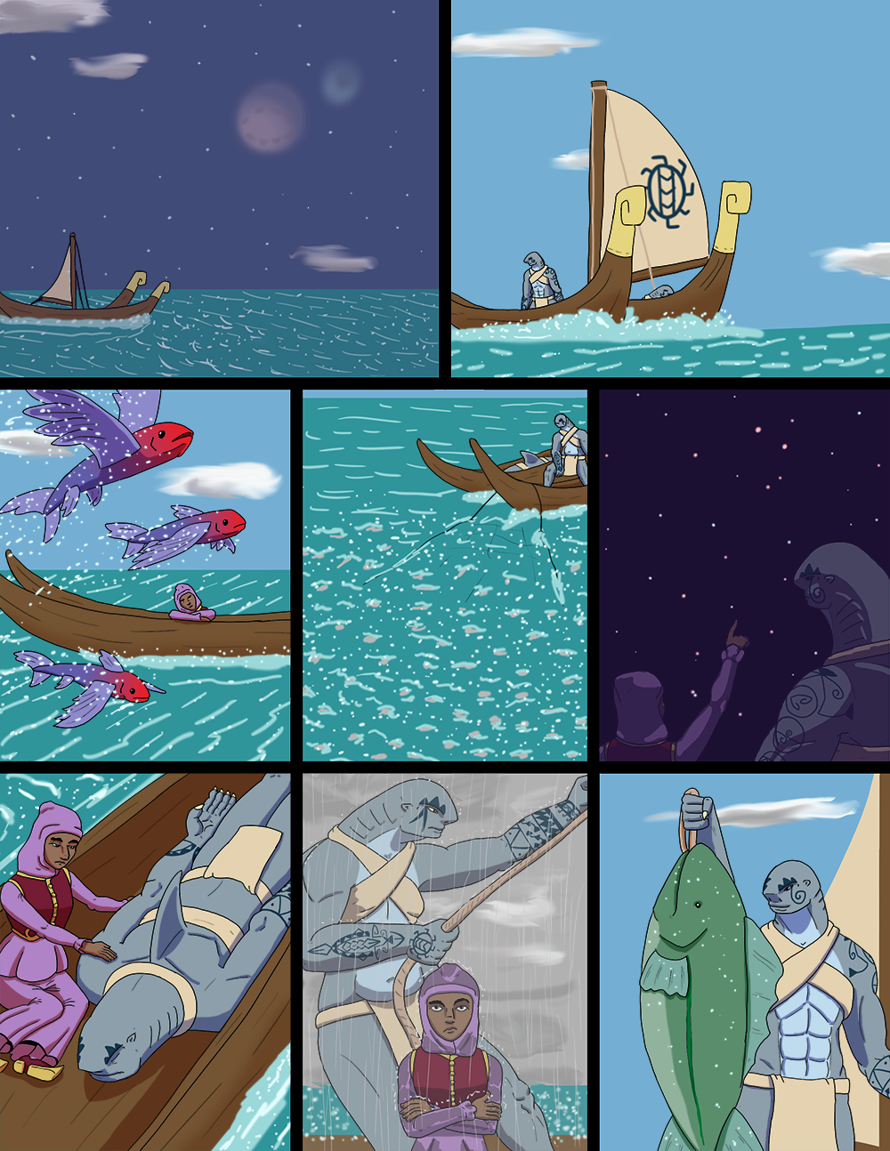 The Wide Ocean - Page 118