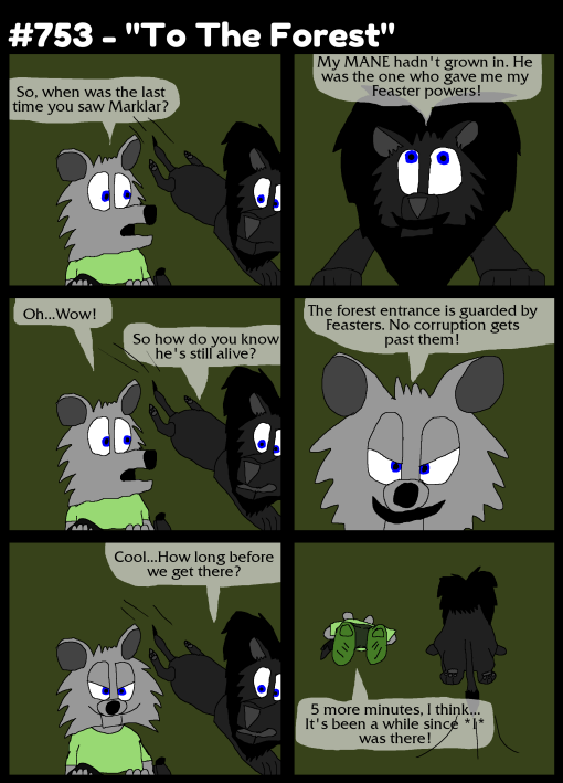 """#753 - """"To The Forest"""""""