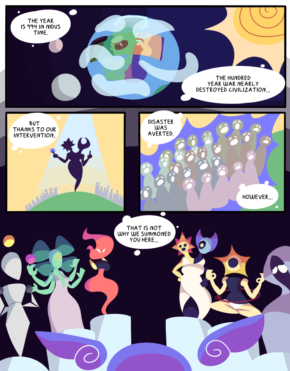 Chapter 0 - Page 1
