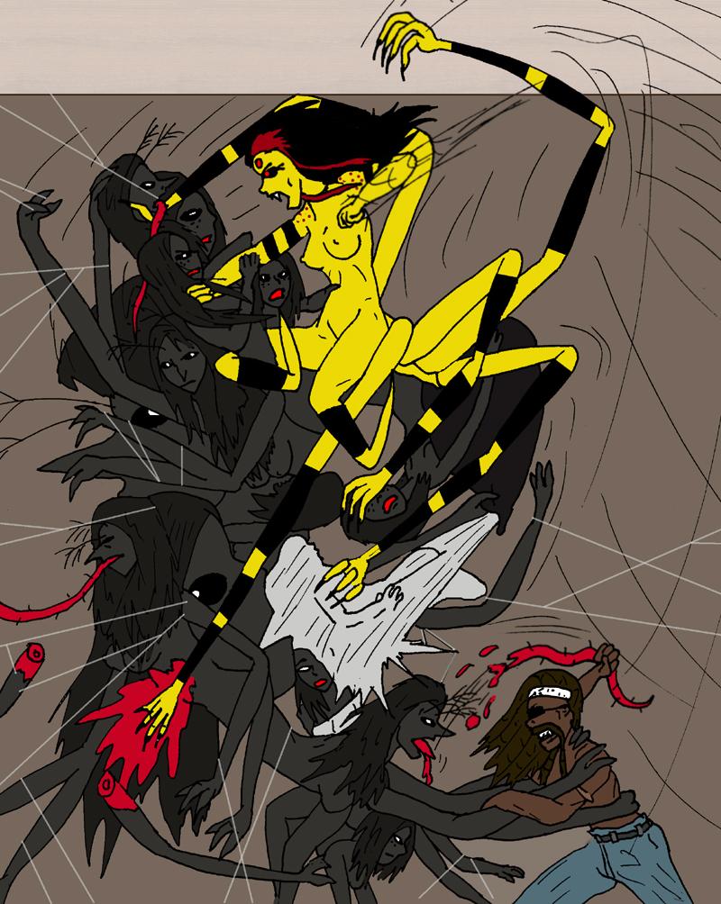 107. Violence and Chaos