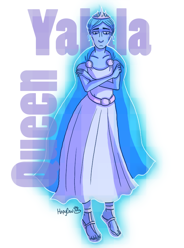 Queen Yalala (by HapyCow)