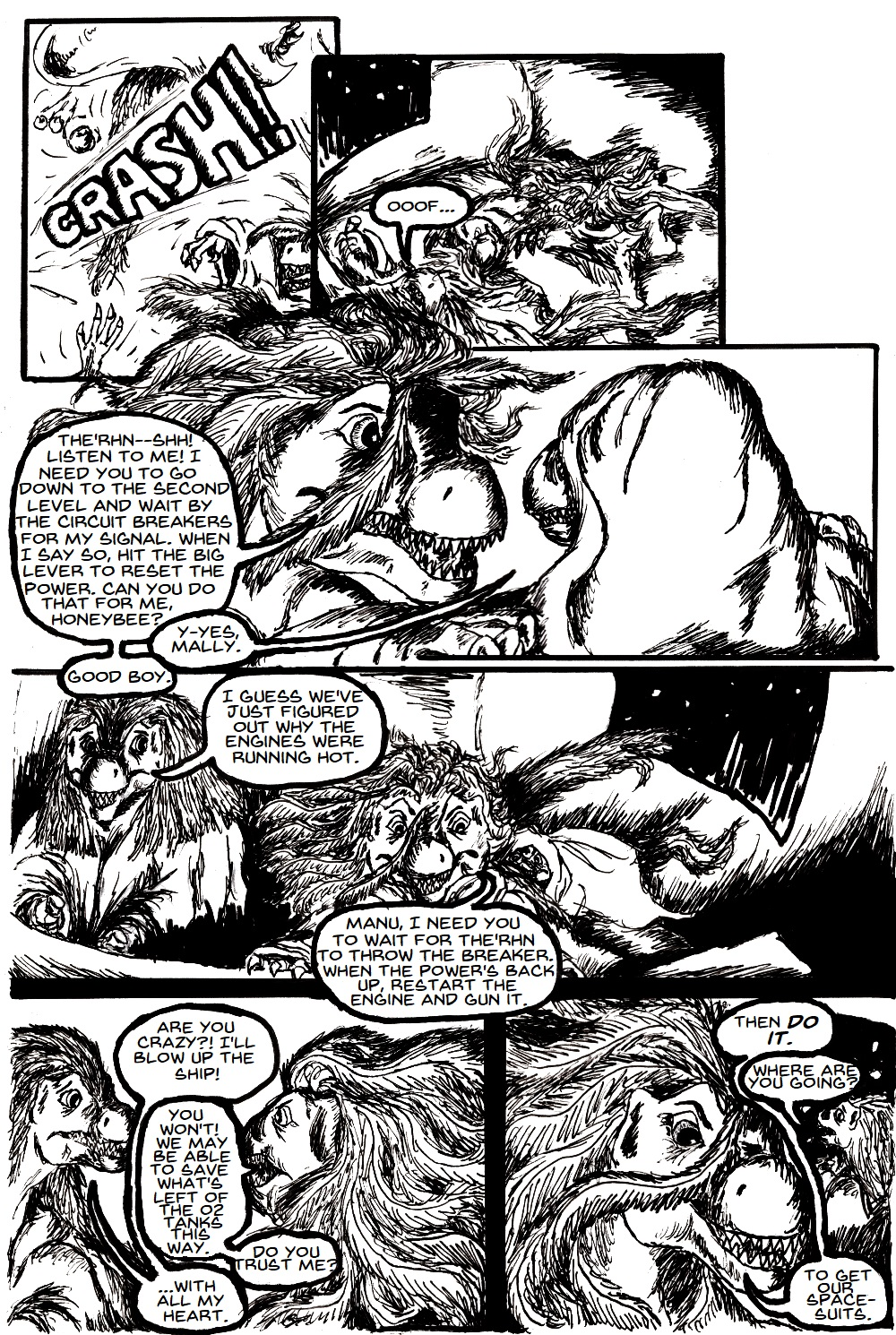 Into the Void P10