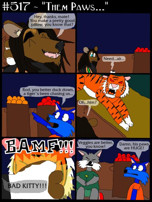 "#517 - ""Them Paws..."""