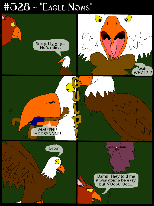 "#528 - ""Eagle Noms"""