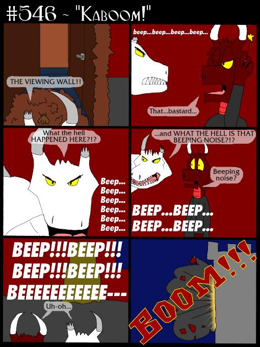 "#546 - ""Kaboom!"""