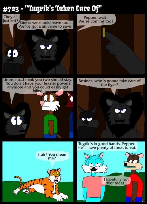 "#723 - ""Tugrik's Taken Care Of"""