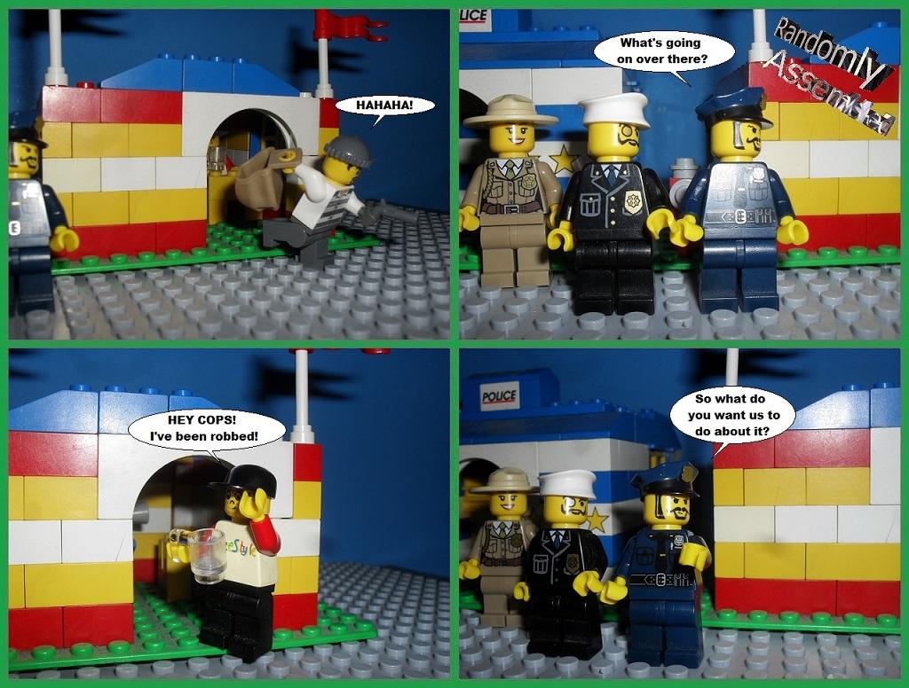 #1462-Crime in progress