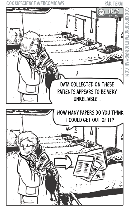 1151 - There is enough unreliable data